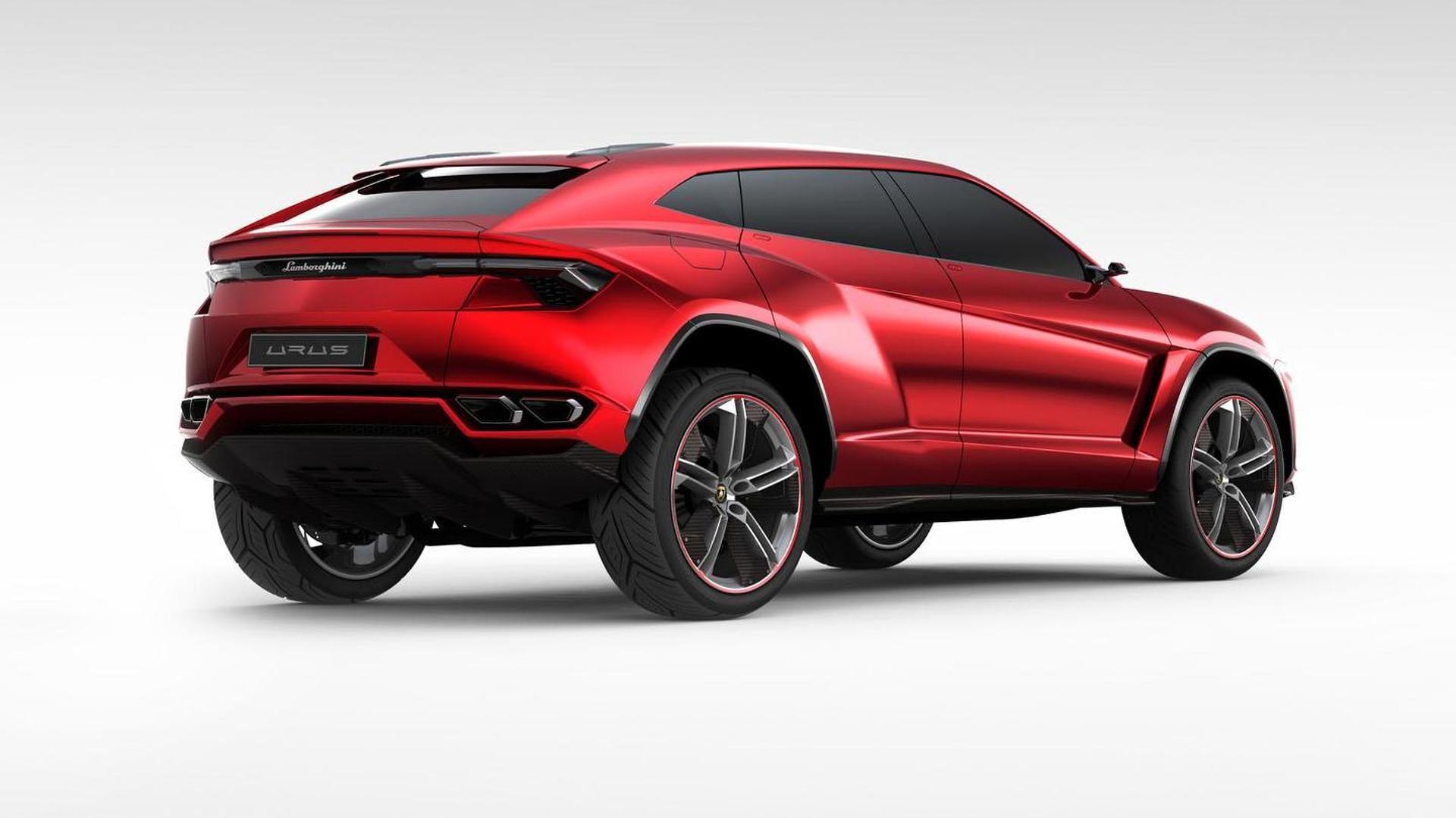 Lamborghini Urus still awaiting approval