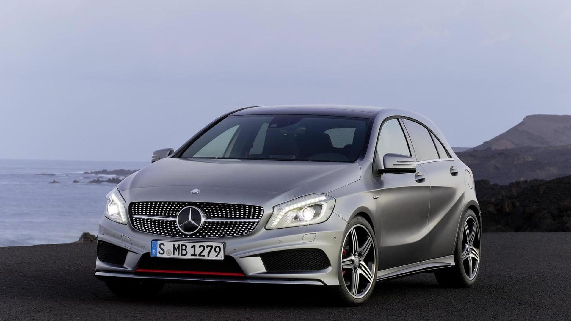 Mercedes front-wheel drive lineup set to grow - report