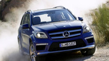 All new 2013 Mercedes-Benz GL leaked