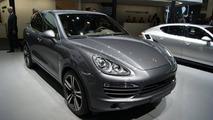 Porsche Cayenne S Diesel unveiled in Paris