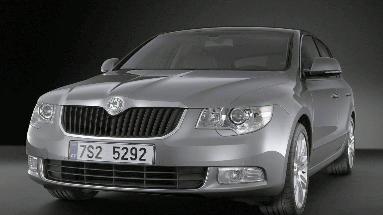 New Skoda Superb