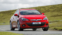 Vauxhall Astra GTC now offered with 200 HP