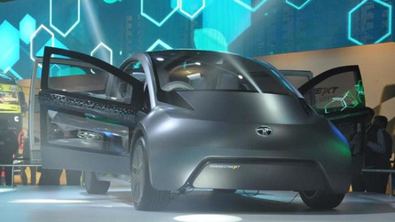 Tata Nexon and ConnectNext concepts unveiled