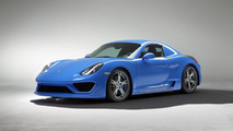 Porsche Cayman S-based Moncenisio by Studiotorino costs a hefty 145,000 EUR plus donor car [video]