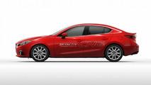 Mazda3 SKYACTIV-CNG concept heading to Tokyo Motor Show