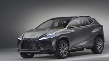 Lexus LF-NX production version due in Geneva, will retain concept's striking design - report