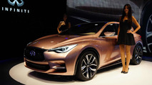 Infiniti QX30 confirmed, goes into production in 2015