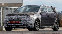 Hyundai i20 spied testing with less camo in southern Europe