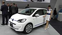 Volkswagen twin up! concept at Tokyo Motor Show 20.11.2013
