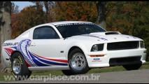 SEMA Show 2008 - Ford Mustang Cobra Jet exclusivo para provas de arrancadas
