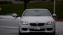 2012 BMW 6-Series Coupe with M Package - 8.8.2011
