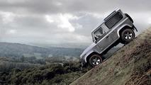 2012 Land Rover Defender gets a new engine