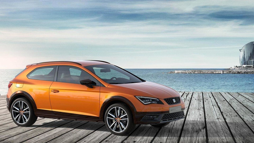 SEAT Leon Cross Sport concept won't reach production