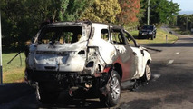 2016 Ford Everest catches fire during journalist test drive