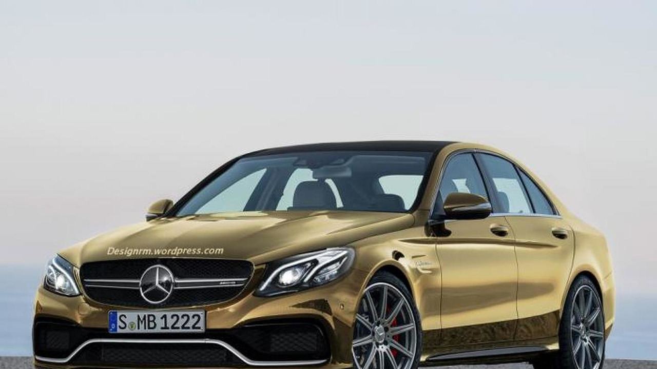 Next generation Mercedes-AMG E63 S render