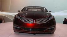 Lincoln MKZ Concept at 2012 Detroit Auto Show