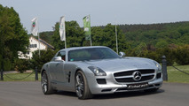 Mercedes-Benz SLS AMG by Kubatech 22.09.2011
