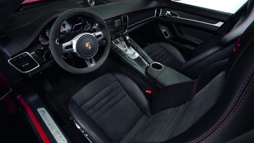 Porsche Panamera GTS hot lap with Walter Röhrl [video]