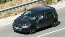 New Five-Door Ford Fiesta Spied