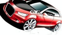 Official Audi A1 Sketches Revealed!