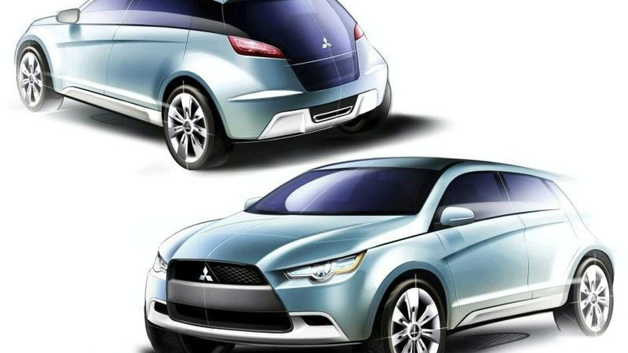 Mitsubishi Concept-cX for Frankfurt