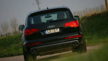 Cargraphic Q7 Test Drive