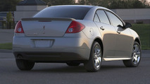 Pontiac G6 facelift revealed ahead of L.A. show debut