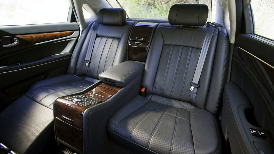 Hyundai Equus pricing announced (US)