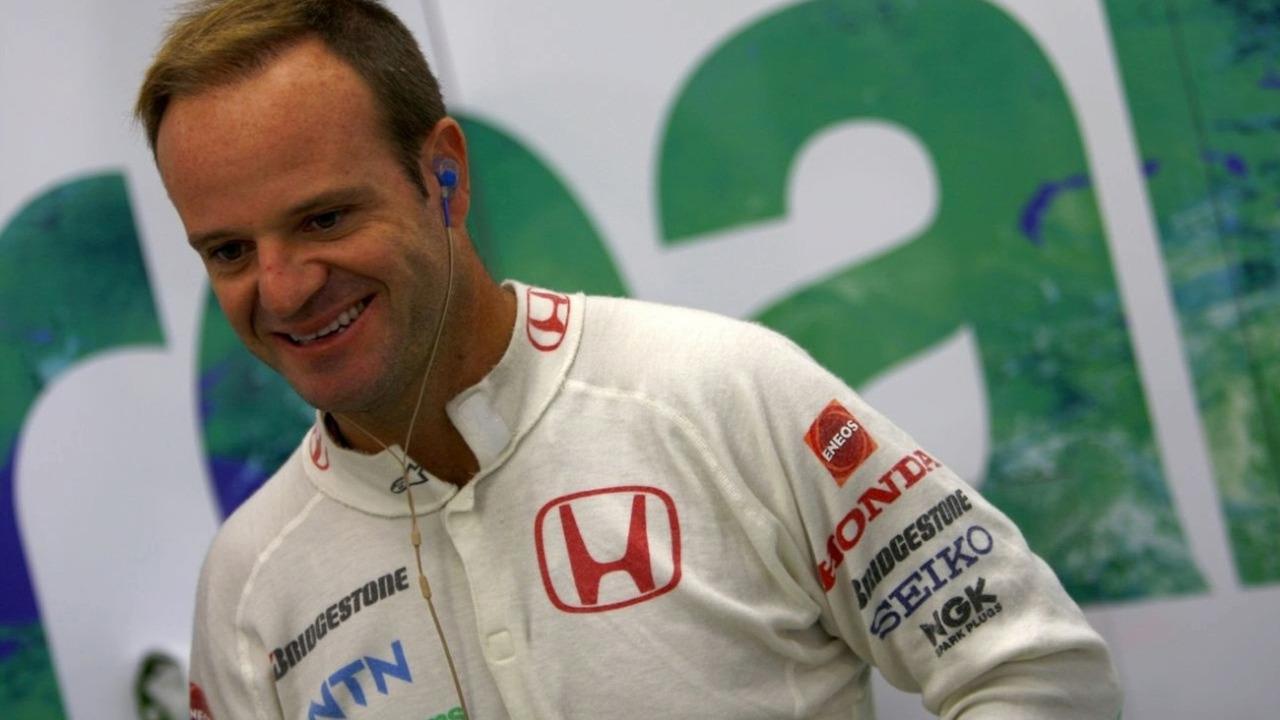 Rubens Barrichello 2008