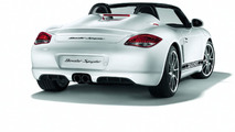 Porsche Boxster Spyder California Driving [Video]