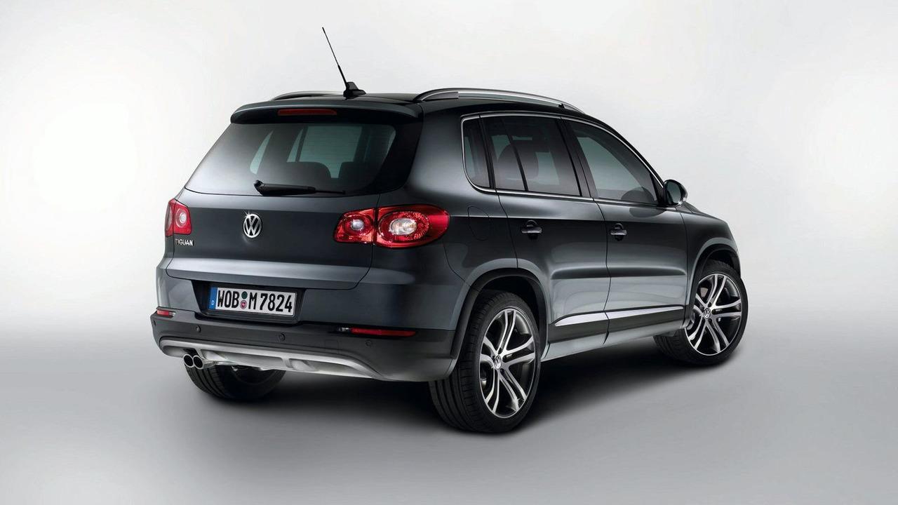 Volkswagen Tiguan Track & Avenue Special Edition