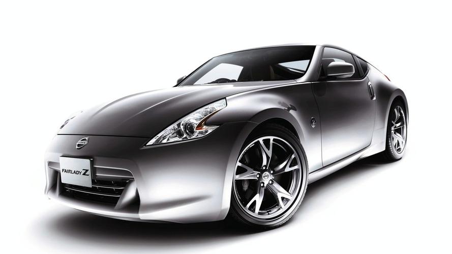 Nissan Fairlady Z revealed for Japan