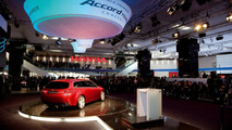 Honda Withdraws from Frankfurt Motor Show 2009