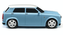 All-Electric Trabant Prototype