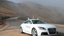 Audi Pikes Peak TTS Shelley
