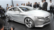 Mercedes A-Class coming to America - report