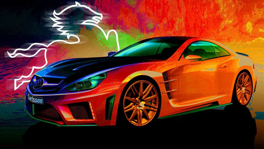 Carlsson C25 Limited Edition Posters - World Premiere in Geneva [UPDATE]