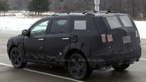 SPY PHOTOS: New Chrysler Dodge Crossover