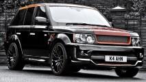 A. Kahn Design Range Rover RS300 Vesuvius 3.0 SDV6 HSE