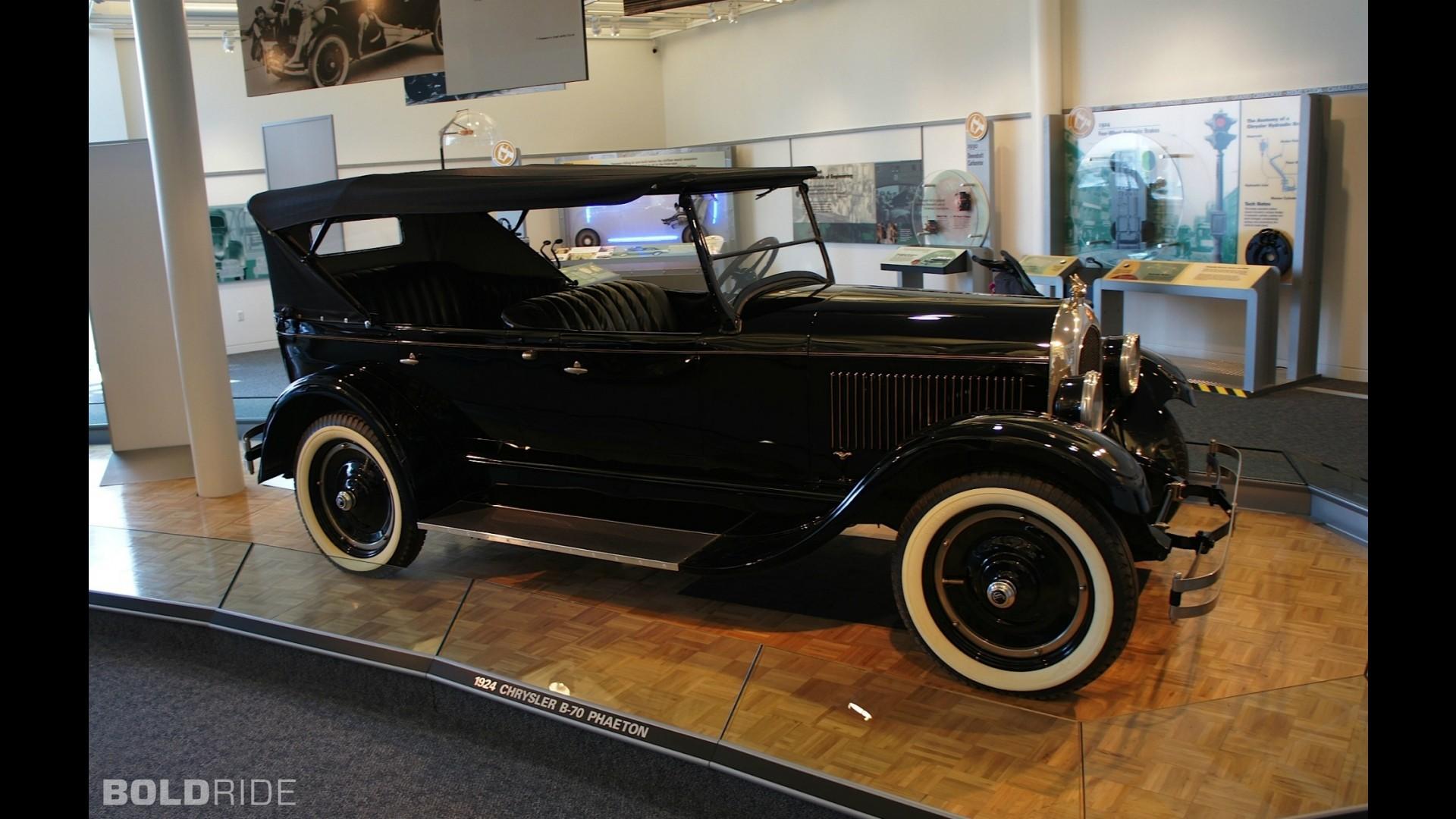 Chrysler B70 Phaeton