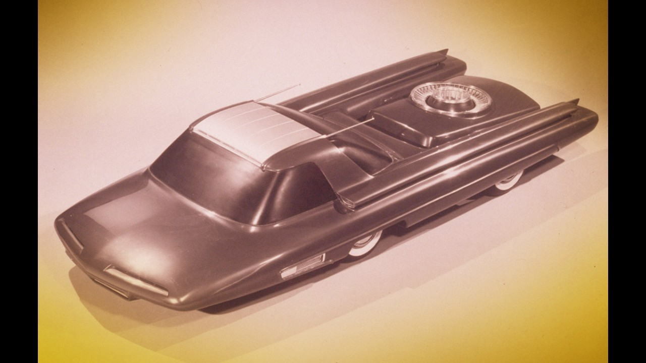 Ford Nucleon Concept