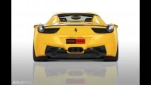 Novitec Rosso Ferrari 458 Spider