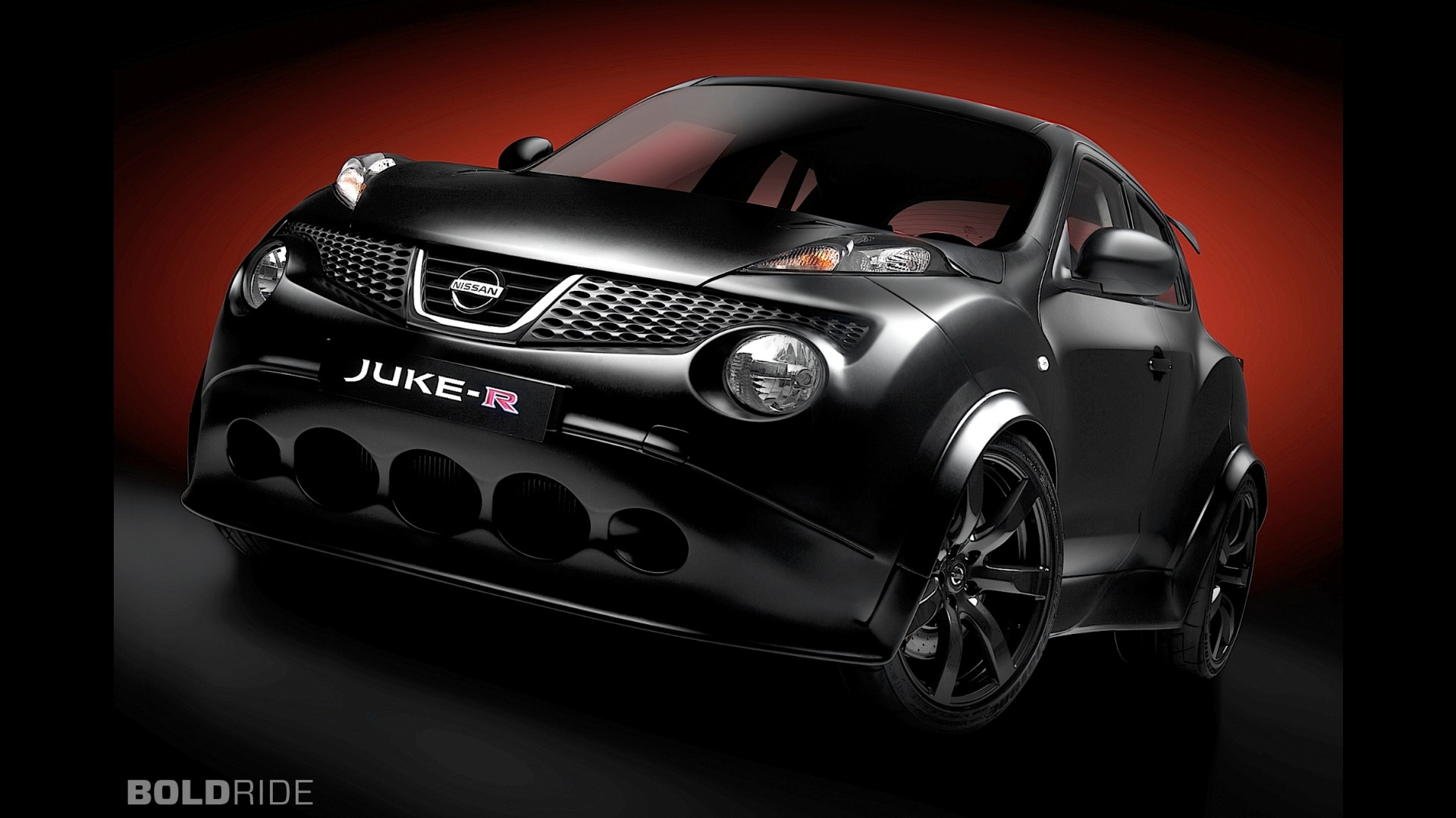 nissan juke r concept. Black Bedroom Furniture Sets. Home Design Ideas