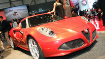 Alfa Romeo 4C hitting stateside late June