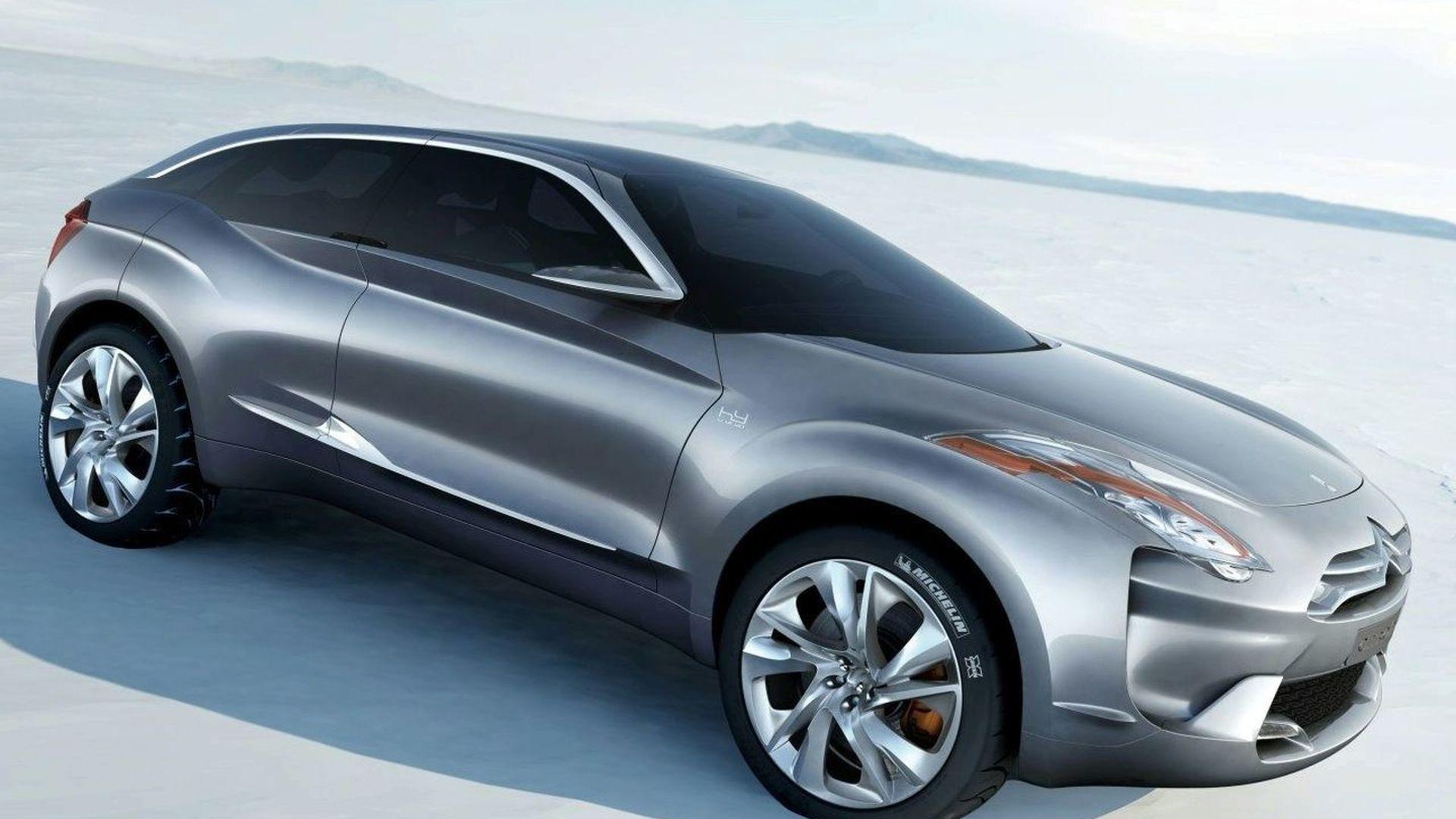 Citroën Hypnos Concept set to Grace the Paris Stage