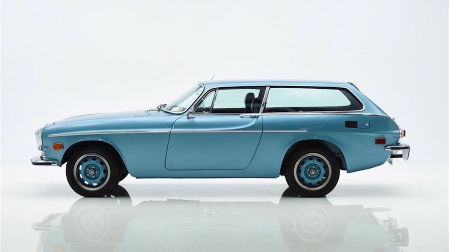 Volvo 1800 ES eBay find is a sweet Swede in bodacious blue