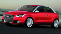 First Photos: Audi A1 Metroproject Quattro Concept