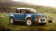 2019 Land Rover Defender Queen Elizabeth II