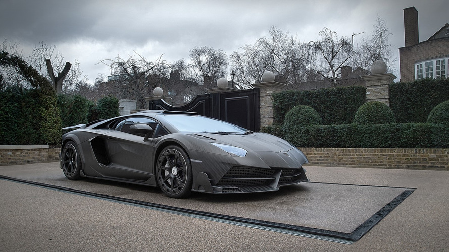Lamborghini Aventador Superveloce J.S. 1 Edition unveiled with 818 hp