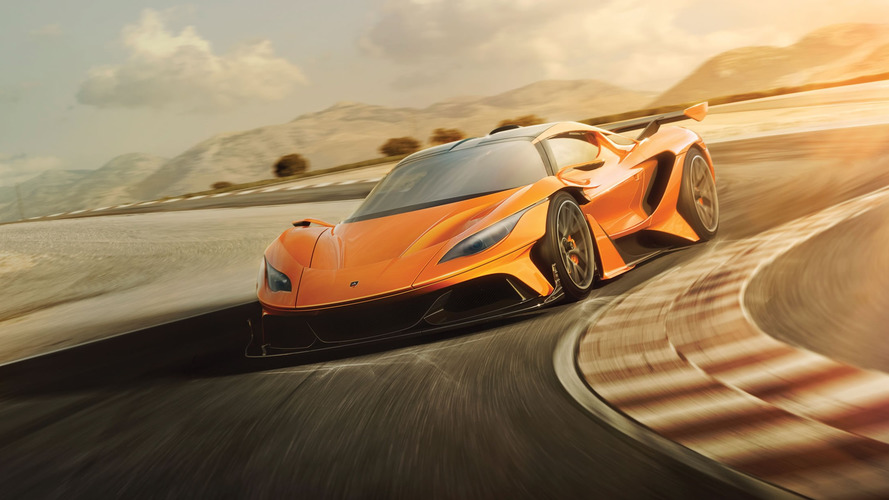 Apollo partners with Scuderia Cameron Glickenhaus for 224 mph supercar